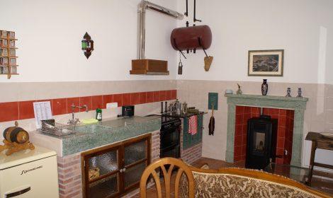 Luxe kamer met aparte woonruimte, keuken en badkamer A1 €89 per nacht